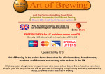 Art of Brewing Home Brew Shop